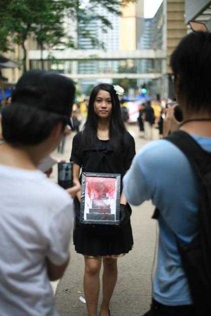Performing art in Hong Kong